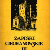 Zapiski Ciechanowskie III.pdf