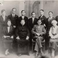 Ciechanów Matura 1932 [Dokument ikonograficzny].