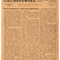 Kronika Ciechanowska - Rok 2