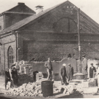 Ciechanów - rozbudowa elektrowni miejskiej przy ul. Nadrzecznej [Dokument ikonograficzny].