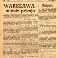 Głos Ciechanowa, 1954, Nr 6