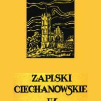 Zapiski Ciechanowskie IV.pdf