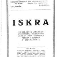 Iskra, 1922, nr 10 (11)