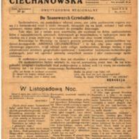 Kronika Ciechanowska - Rok 1