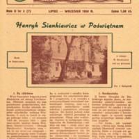 5 rzek, 1958, Nr 3 (7)