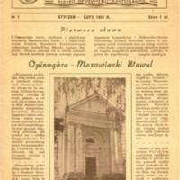 5 rzek, 1957, Nr 1