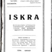 1924 Iskra nr 24 okładka.jpg