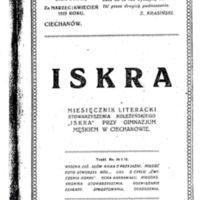 1923 Iskra nr 14 i nr 15 okładka.jpg