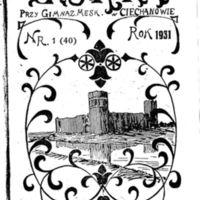 Iskra, 1931,  nr 1 (40)
