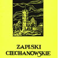 Zapiski Ciechanowskie V.pdf