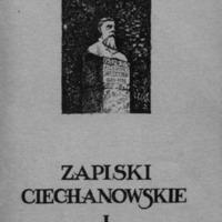 TMZC Zapiski Ciechanowskie I.pdf