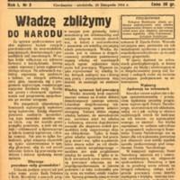 Głos Ciechanowa, 1954, Nr 2