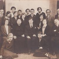 Gimnazjum Żeńskie Polskiej Macierzy Szkolnej w Ciechanowie (4) [Dokument ikonograficzny].