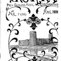 1926 Iskra okładka nr 38.jpg