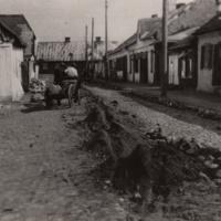 Ciechanów - ulica Nadfosna [Dokument ikonograficzny].